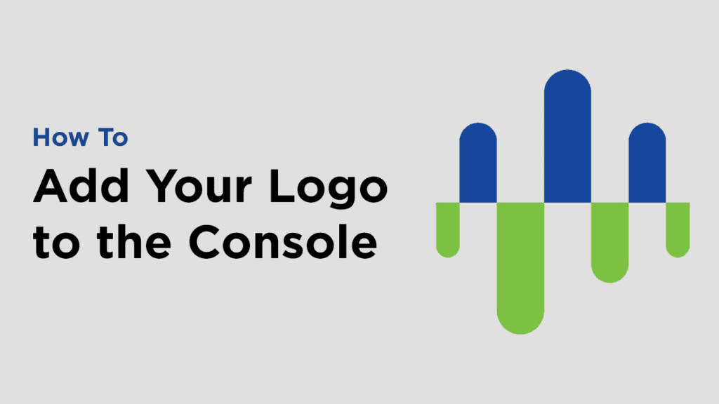 Add Your Logo to the Console